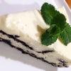 とろけるチーズケーキの画像