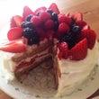 美味しいケーキ2つ作…