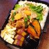 ◆豚肉とシメジの中華炒め弁当 3/25の画像