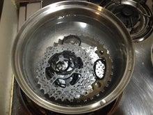 ダメ押しの煮沸脱脂