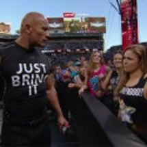 WWEで巻き起こるロ…