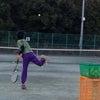 テニス〜日清カップヌードルの画像