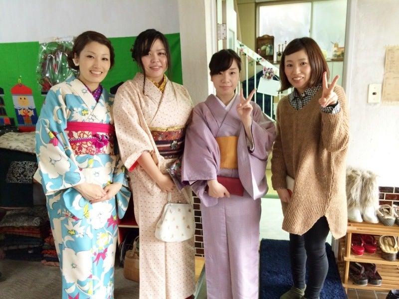 はじめての着付けコース★グループレッスン画像
