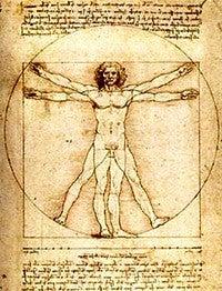 ダビンチ人体バランス