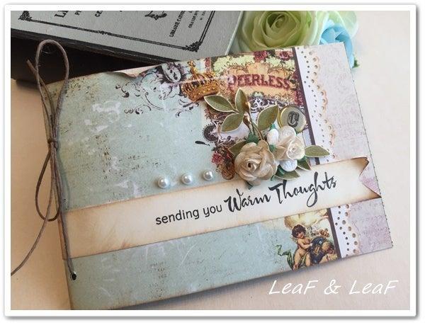母の日に贈るカード