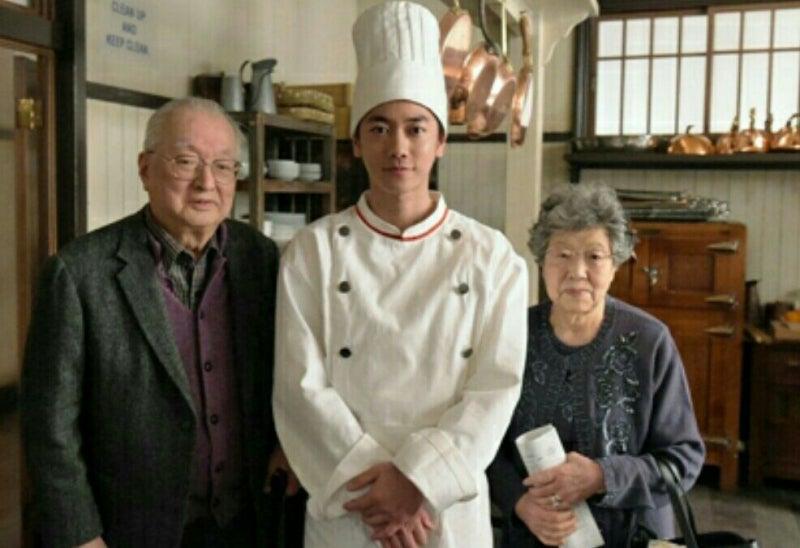 日曜劇場 天皇の料理番』撮影日誌 | つばきの気まぐれ日記