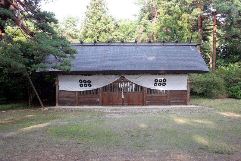 真田氏館/⑤皇太神社