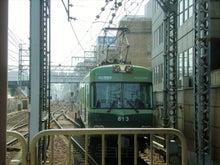 坂本方面電車