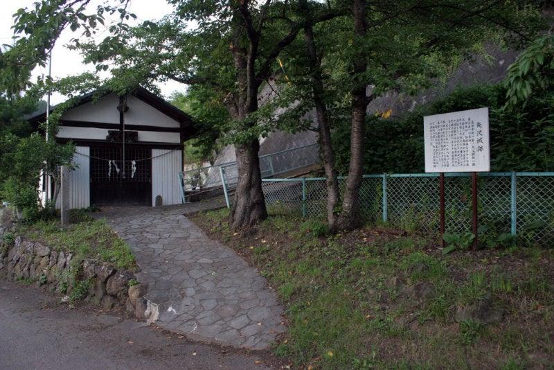 矢沢城/①登城口