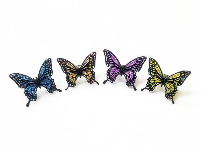 蝶々リング