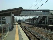石部駅風景2