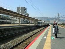 琵琶湖線風景
