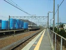 石部駅風景1