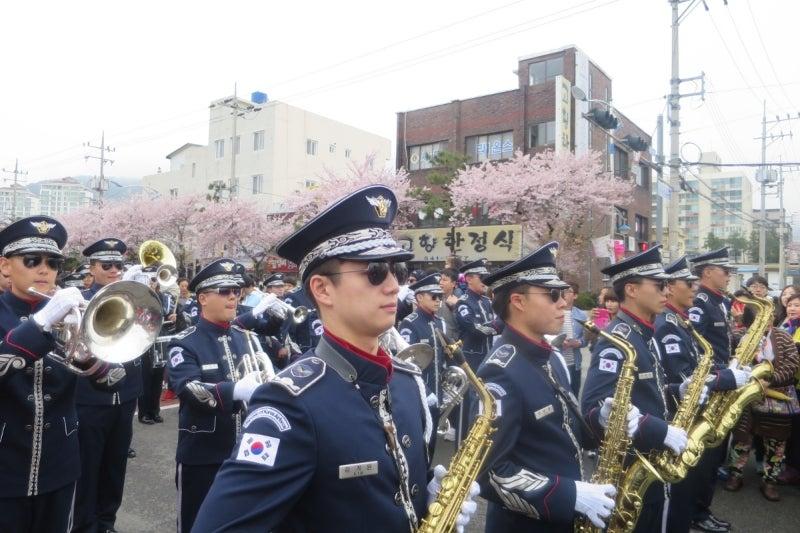 鎮海桜祭7