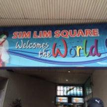 シンガポールの電気街…