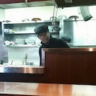 あさり出汁地鶏そば(塩・手もみ平打ち麺)750円 @麺や 虎徹(茨城県行方市)の記事より