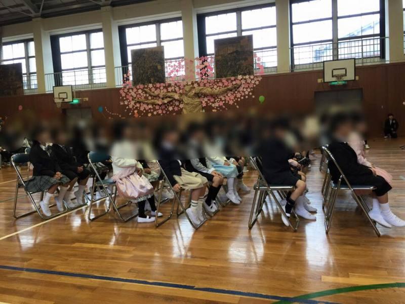 門真市立上野口小学校の入学式 |...