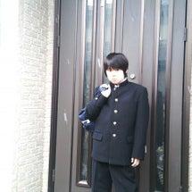 入学式…雪