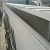 ガルバリウム鋼板からの雨垂れとラムダの画像