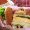 お花見に最適 ドンク プチ・パニエのサンドイッチセットの画像
