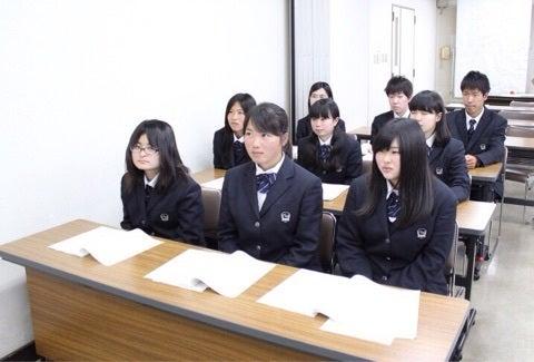 吉川美南高校の生徒さん達が選挙...