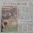 今朝、新潟日報に掲載…