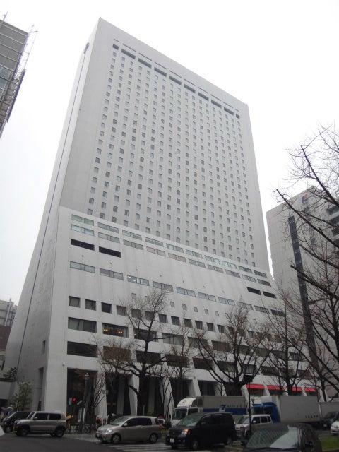 ホテル日航大阪1