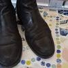 宅配靴クリーニング 都筑区牛久保のお客様からブーツ クリーニングお預かりに伺いました。 の画像