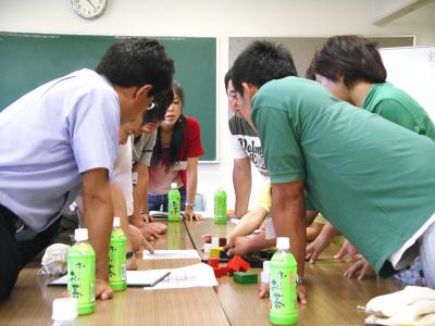 ファシリテーション研修。会議を上手にリード。ファシリテーターが上手に。会議を進める研修講師石川聡。