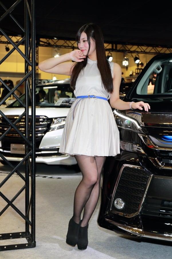 くらぶろぐコンパニオン大阪オートメッセ2015 菊池優貴さん 瀬戸色葉さんコメント