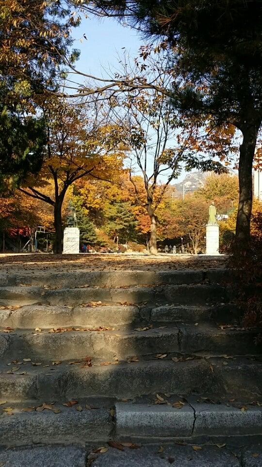 ソウルで登山!城壁が続く仁王山へ~part1~