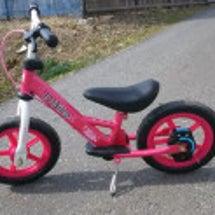 ペダルなし自転車★