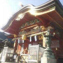 武蔵御岳神社正式参拝…