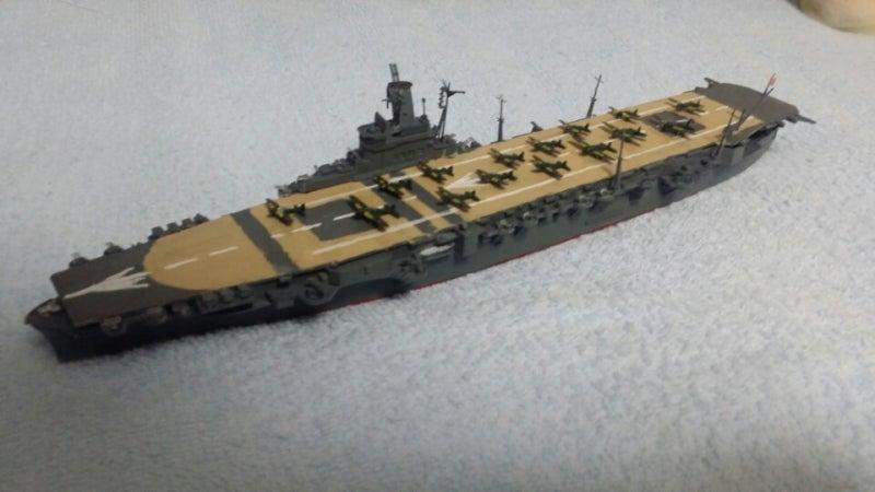 プラモ製作~航空母艦・隼鷹~ |...