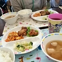 日本★給食試食会&保…