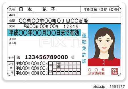 番号 免許 証