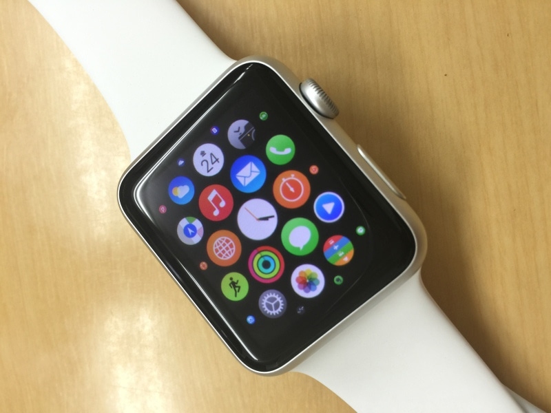 Apple Watch Sport 42mm アプリ開発 会社