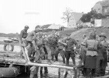 戦車兵のブログエルベの誓い