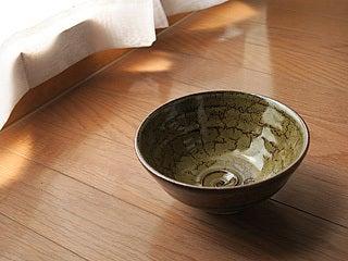 勘次郎窯の抹茶碗