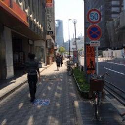 画像 ルーセントタワーから【千里眼 名駅前店】への道順♡ の記事より 7つ目