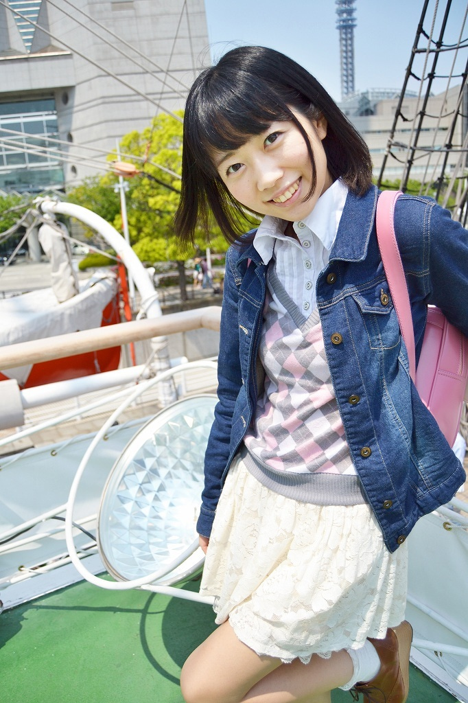 綾咲みなとちゃん(その1) | Tokyo Day Dream Blog