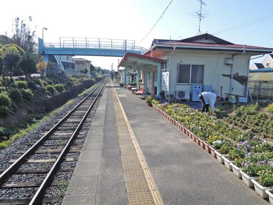 f04349/大村線・小串郷駅