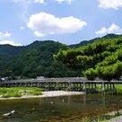嵐山から京都千里眼寺町本店への道順の記事より