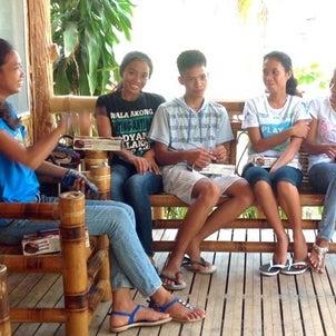 Jトピアの奨学生から二人が国立フィリピン大学に合格の画像