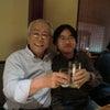書家・渡部翠峰さんと飲みの画像