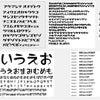 アクセサリーデザイン講師より「フォント」について質問!の画像