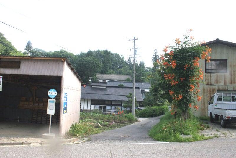 小松尾城/⑥登城口のバス停