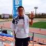 ☆鳥取マラソンに出場…