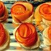 薔薇のパイの画像
