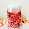 ♡お花のウエットティッシュケース♡の画像